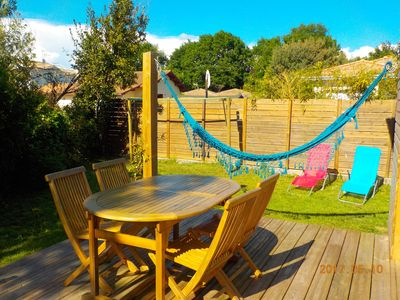 Photo for Recent house sleeps 6, 5 km from the beaches, easy access, close to shops.