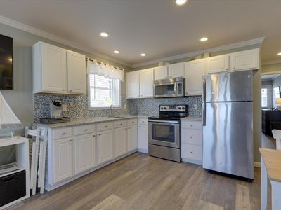Photo for Just Upgraded! Cute Condo w/ Pool in Downtown OCMD - Walk to Beach & Boardwalk!