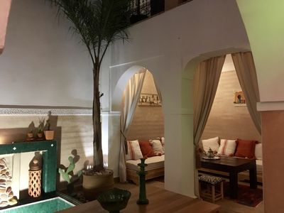 Photo for Charming Riad 'Dar Jawd' 3 exclusive rooms, breakfasts included.