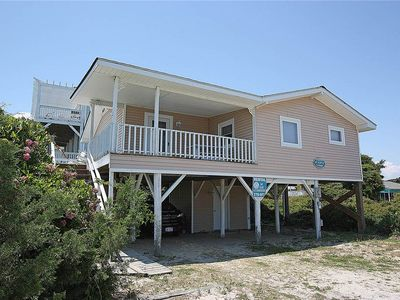 Photo for At Turtle Cottage: 3 Bed/1 Bath Home with Spacious Deck, Close to Ocean Crest Pier and Restaurant
