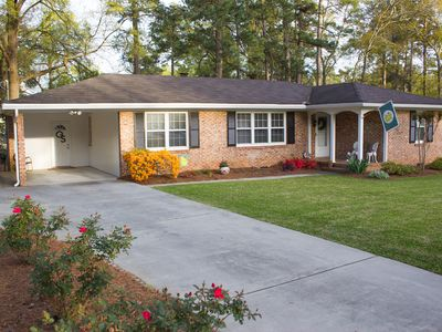 Photo for Masters Rental - 2 Miles From The Augusta National!!! 3 Bed/2 Bath
