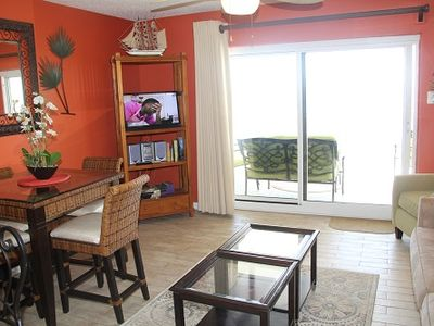 ROP1107 Beautifully Remodeled 1 BR 2 BA Gulf Front Condo, Sugar Sands