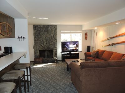 Photo for An inviting and cozy two bedroom, 1.5 bath #171, steps to the shuttle stops