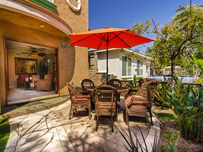 Photo for #730 - Luxurious Tommy Bahama Beach Home w/ Patio & AC