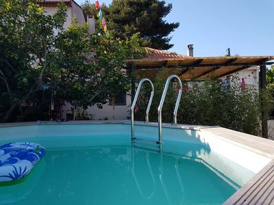 Photo for House with swimming pools in a quiet area close to beaches and amenities