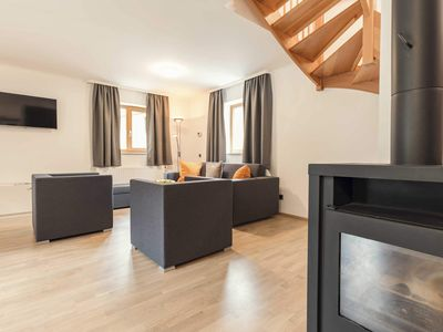 Photo for Chalet apartment in the DH MONTAN C / 15 EC - Montan EC - Chalet apartment in the resort Montafon