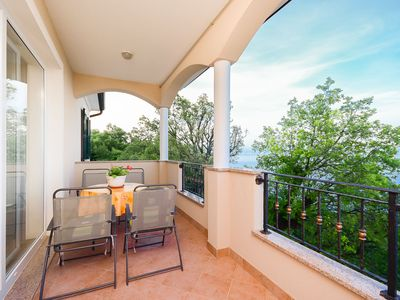 Photo for Apartments Erika (61341-A1) - Moscenicka Draga (Opatija)