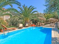Villa Ourania is an absolutely delightful villa.  If is bright and spacious with perfect accommod...