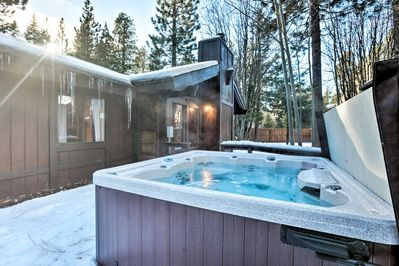 Discover the best of mountain living with this Tahoe City vacation rental cabin.