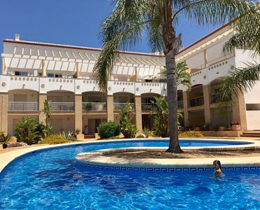 Photo for Luxurious High Standing Apartment - Playa del Arenal - Jávea - Free Wifi