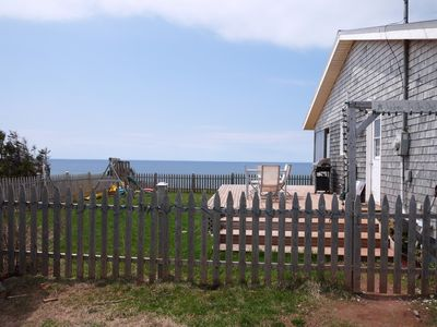 Fine Oceanfront Paradise 3 Bdrm 2 Bath Hot Tub Cottage In West Cape Pei Lot 8 Download Free Architecture Designs Scobabritishbridgeorg