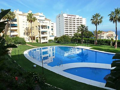 Photo for Apartment Casinomar 03 in Benalmádena Costa - 6 persons, 2 bedrooms