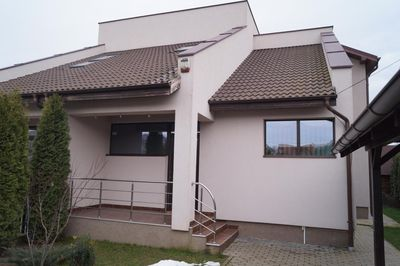 Victor house  is waiting for you in very quiet realxing residential area,surrounded with a beautiful garden