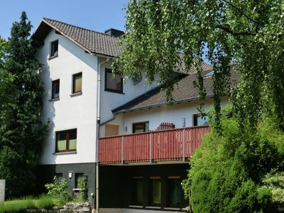Photo for Group holiday home in a scenic location in the Hessian mountains