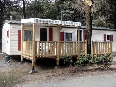Photo for Large Mobile-Home 6 people in St-Brevin-Les-Pins