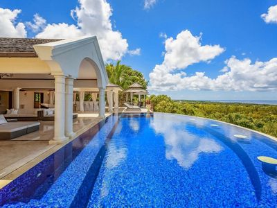 Photo for Villa Kailani -  Ocean View - Located in  Beautiful Saint James with Private Pool