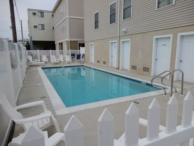 Photo for LABOR DAY! #1 WW Beach Rental WITH POOL! 1 Block 2 Beach, Boards, Fun! BOOK 2020