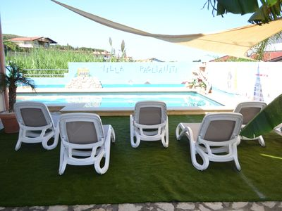 Photo for Family Comfort Apartment with Wi_Fi and Pool, near the Sea