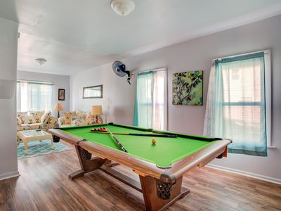 Photo for Newly Renovated Buffalo Duplex with Pool Table