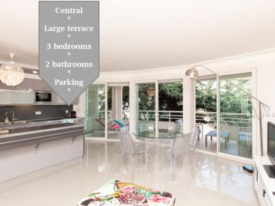Photo for MARTINEZ HOTEL AREA: Modern 3 bedrooms w/ terrace