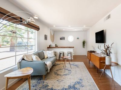 Photo for Bohemian Midcentury near The Biltmore
