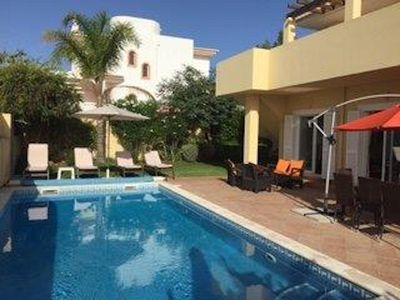 Photo for Villa Amarela - Stunning New Villa With Private Pool And Garden