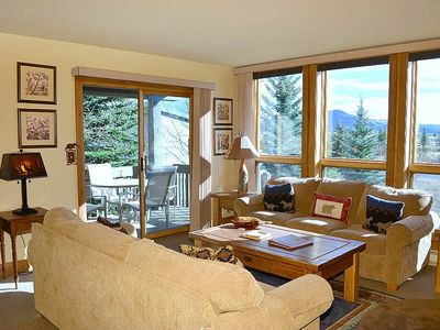 Photo for Nez Perce D3: Teton Village - Spacious Condo with Great Views - Pool and Hot Tub Access!