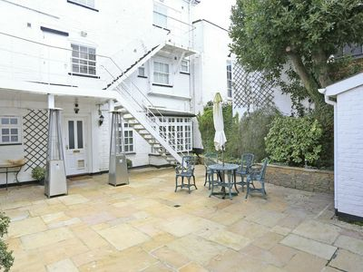 Photo for Chic Holiday Home in Aldeburgh with Garden