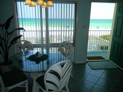 Photo for Bargain Pet Friendly Beachfront 2BR/2BA with great views