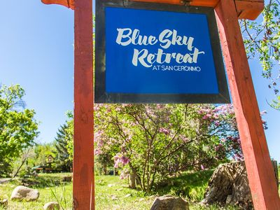 Photo for Blue Sky Bed & Breakfast at the historic San Geronimo Lodge is  18 bdr property