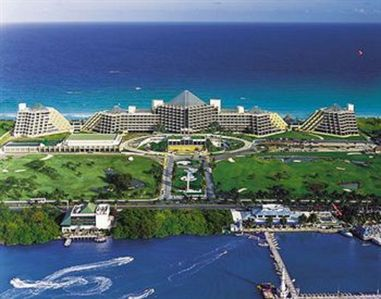 Paradisus Cancun Resort and Spa Junior Suite Sleeps 4-Cancun Mexico