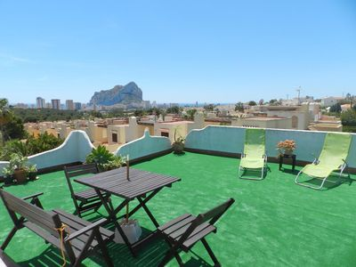 Photo for Holiday apartment Calpe for 4 persons with 2 bedrooms - Holiday apartment