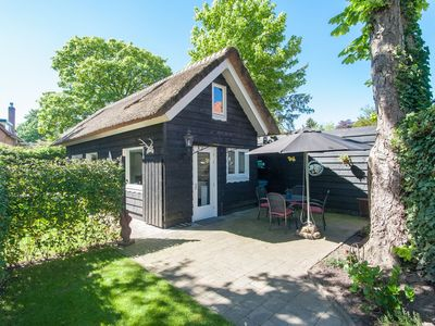 Photo for Romantic holiday home in the centre of the village, near the quiet forest of Bergen