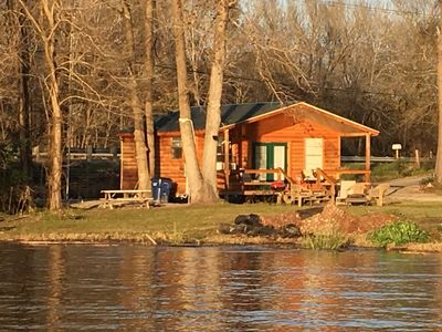 Waterfront Cabin 5 Lake Livingston Onalaska Texas Onalaska
