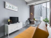 Value for money, near the curve and ikea for your food and shopping needs. Room has the all the