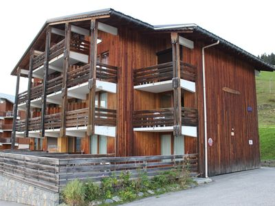 Photo for Les Saisies - Apartment 4 pers. - Near the slopes - South Balcony - Mountain View
