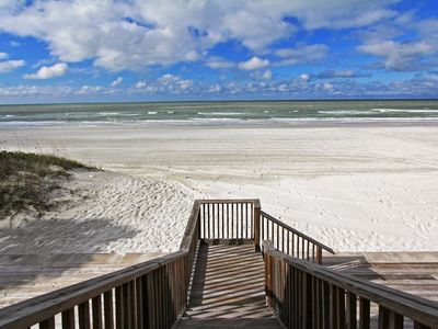 Photo for Hartney's BeachFront 4 bedroom condo 10% off any open dates in March or April