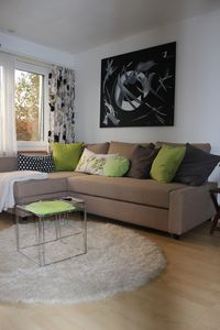 Photo for Spacious modern studio apartment in detached EFH