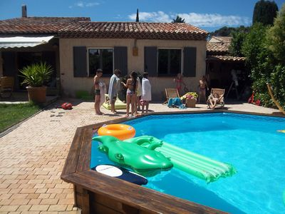 Photo for SWIMMING POOL IN LUBERON