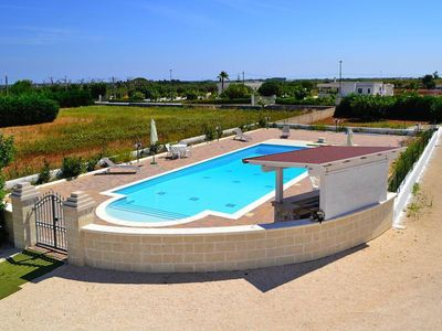 Photo for VILLA WITH POOL TORRE SANTA SABINA