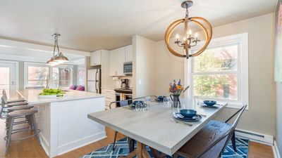 Photo for Beautifully Remodeled Fall Line 210, Private Balcony, Covered Parking. Prime Downtown!