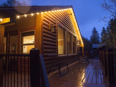Photo for Streamside 2 bd Cabin at Sundance.