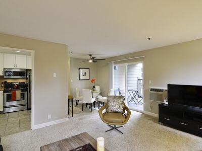 Photo for Serene Private Retreat Apt in Silicon Valley