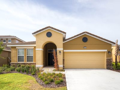 Photo for Experience Orlando In This Luxury 5 Bed 5 Bath W/ Pool&Spa, Game Room
