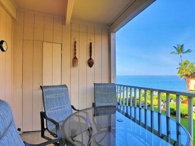 Photo for Ocean View - Sea Village Condo with AC!!