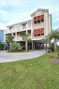 Photo for MAJESTIC DREAM, 8 Bedroom, 7.5 Bath, Oceanfront, Private Pool and Beach Walk!!!
