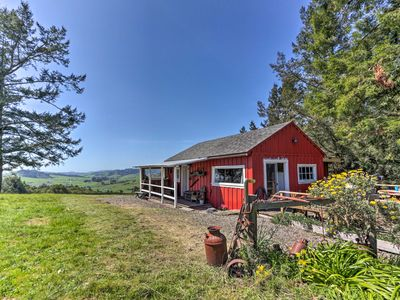 Photo for NEW! Charming House on 20 Acres in Sonoma County!
