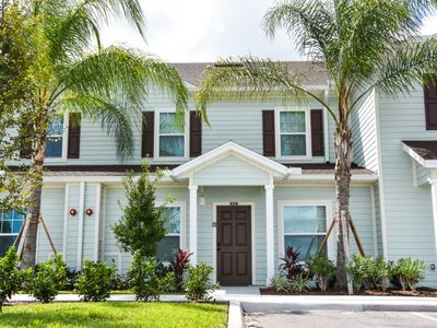 Photo for Near Disney World - Lucaya Village - Beautiful Cozy 3 Beds 2 Baths Townhome - 3 Miles To Disney