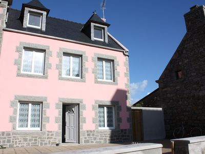 Photo for the Granit-Rose House Ilede BATZ, Finistère, Vendr / Sam TO FRIDAY, including