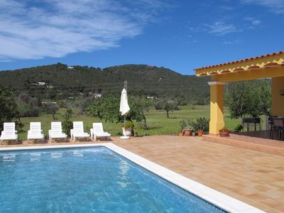 Photo for Nice finca in the south east of Ibiza, with 4 sleeps